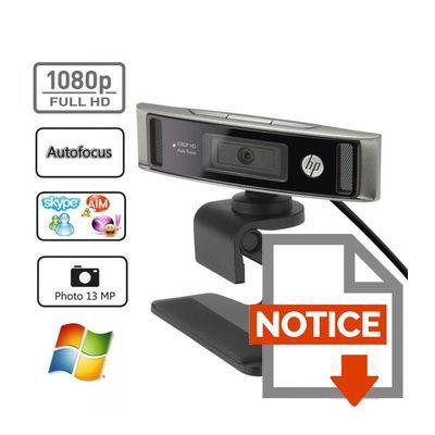 Веб-камеры HP Webcam HD 4310 купить в интернет магазине 👍