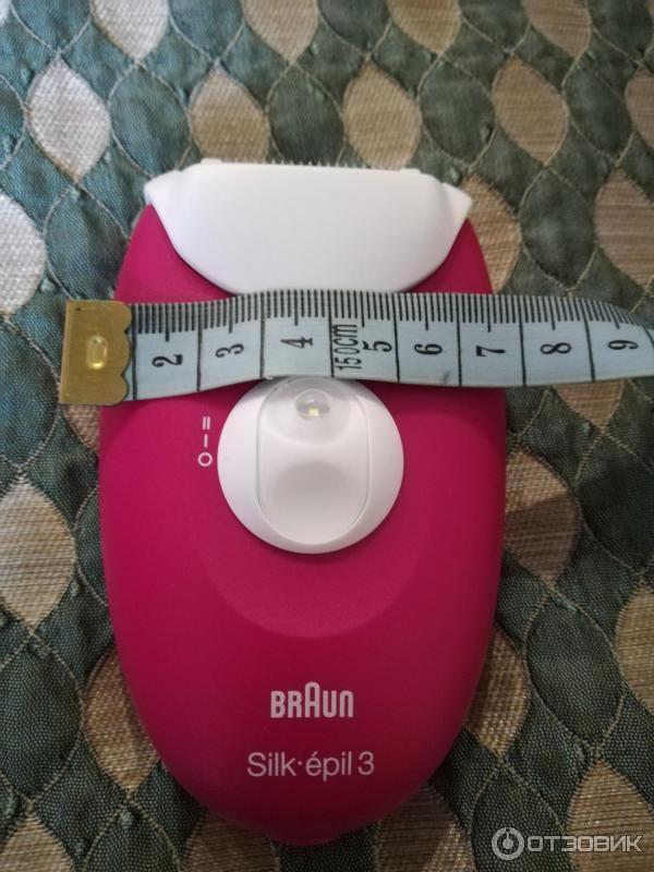 Эпилятор Braun 3420 Silk-epil 3 Legs & body: отзывы покупателей и специалистов, владельцев, экспертов