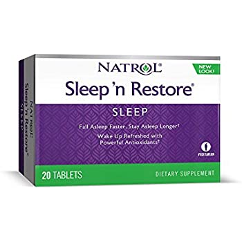 Natrol Stress Anxiety Day & Nite Review