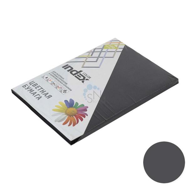 ICmixpastel/4х25/100 Бумага цветная, index color, 80гр, а4, 4х25, пастель, (25,55,61,72), 100л index, купить в интернет-магазине, г. Москва