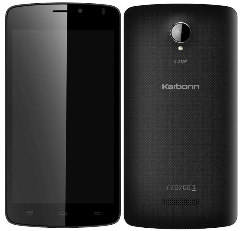 Обзор смартфона Karbonn TITANIUM X - YouTube