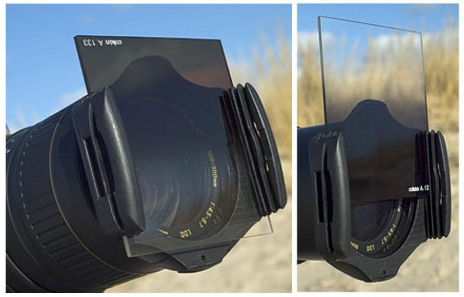 градиентный фильтр примеры фото аварии