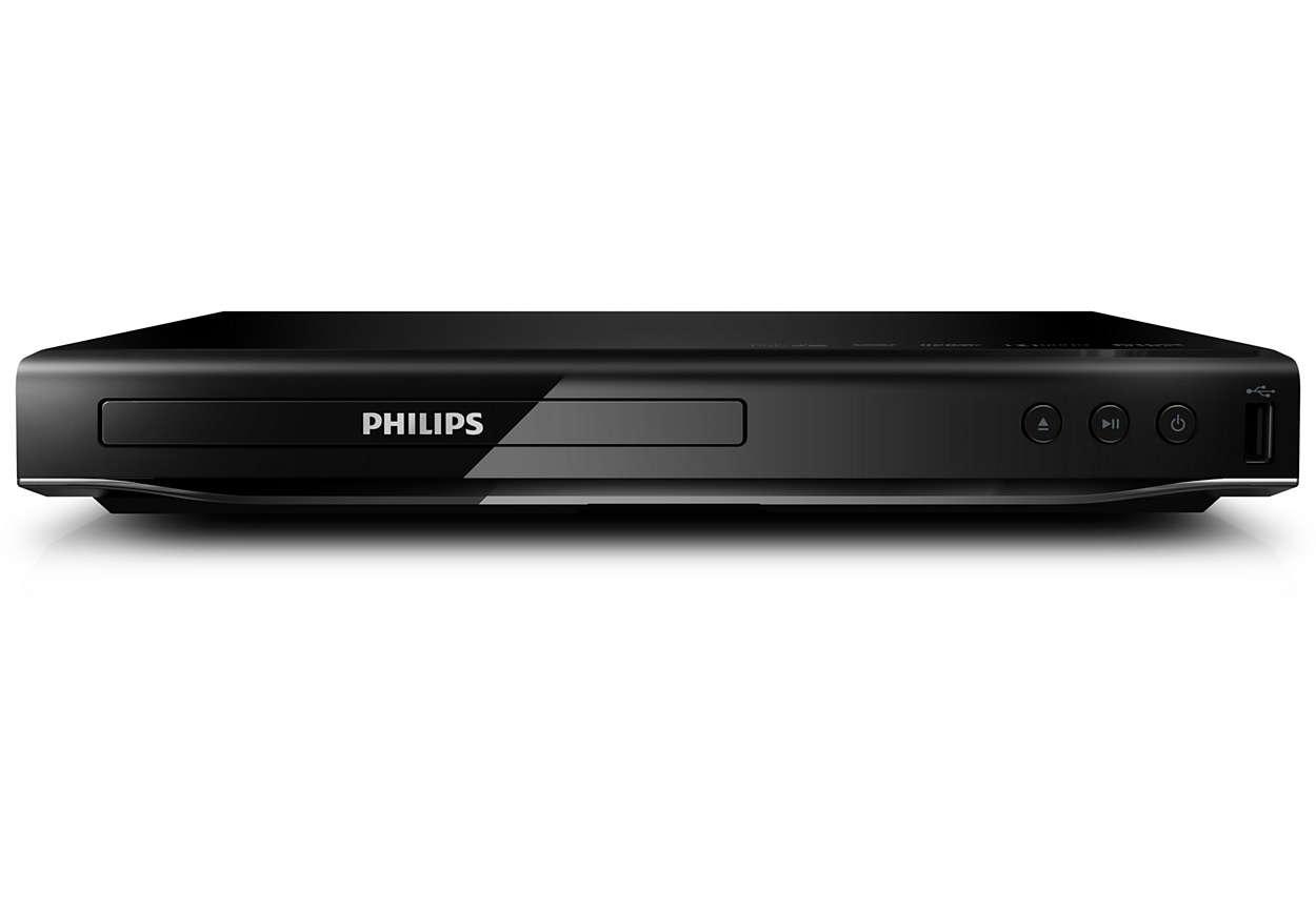 Портативный DVD-плеер PD709/12 | Philips