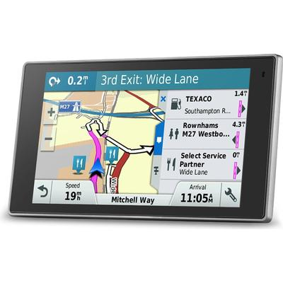 Garmin DriveLuxe 50LMT-D Premium Smart GPS Sat Nav Free UK Maps - 010-01531-10 753759155599   eBay