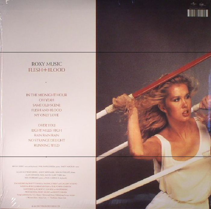 Roxy Music - Oh Yeah - Flesh And Blood (Remastered) - YouTube