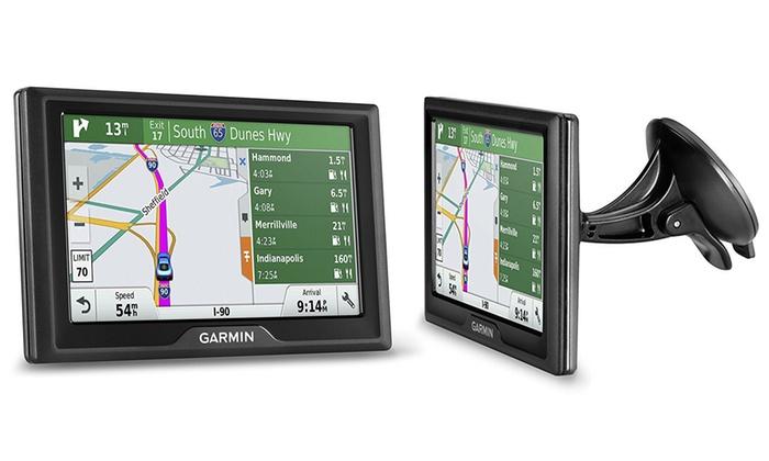 Портативный GPS-навигатор Garmin Drive 60 RUS LMT - характеристики, техническое описание в интернет-магазине ugra.ru - Москва - Москва