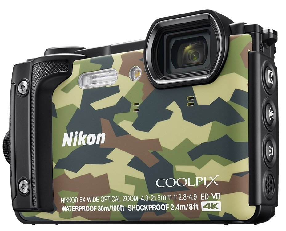 Nikon Coolpix W300 Review | Trusted Reviews
