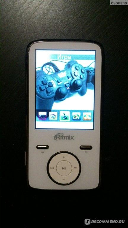 Ritmix RF-7800 1Gb: отзывы покупателей и специалистов, владельцев, экспертов