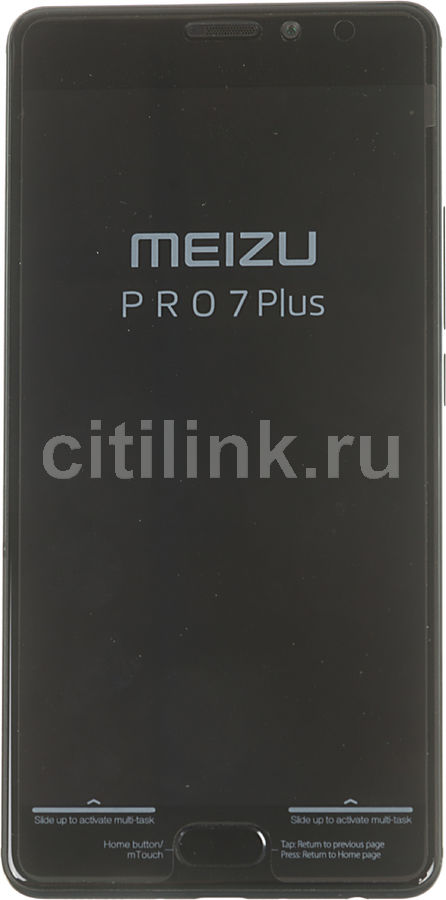 Смартфон MEIZU PRO 7 4/64Gb Black
