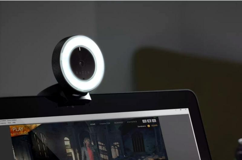 Обзор стримерской веб-камеры Razer Kiyo. Бычий глаз