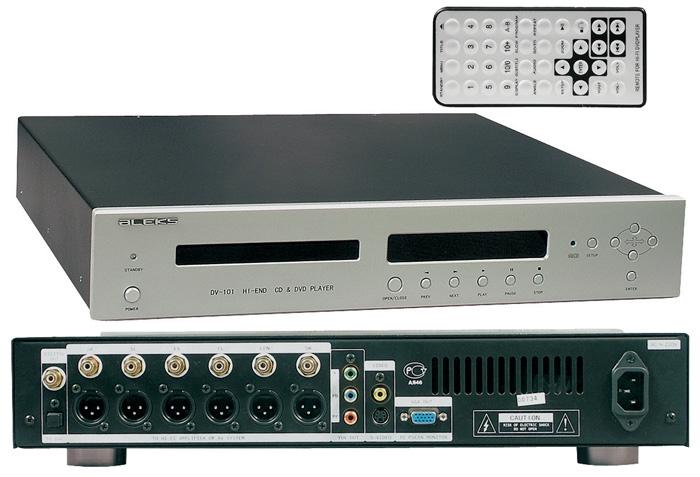 DVD плеер Izumi DV20D102KB