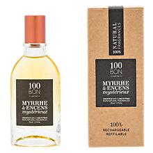 100 Bon Concentrate Myrrhe & Encens Mysterieux 1.7 oz. EDP Spray - 9185015 | HSN