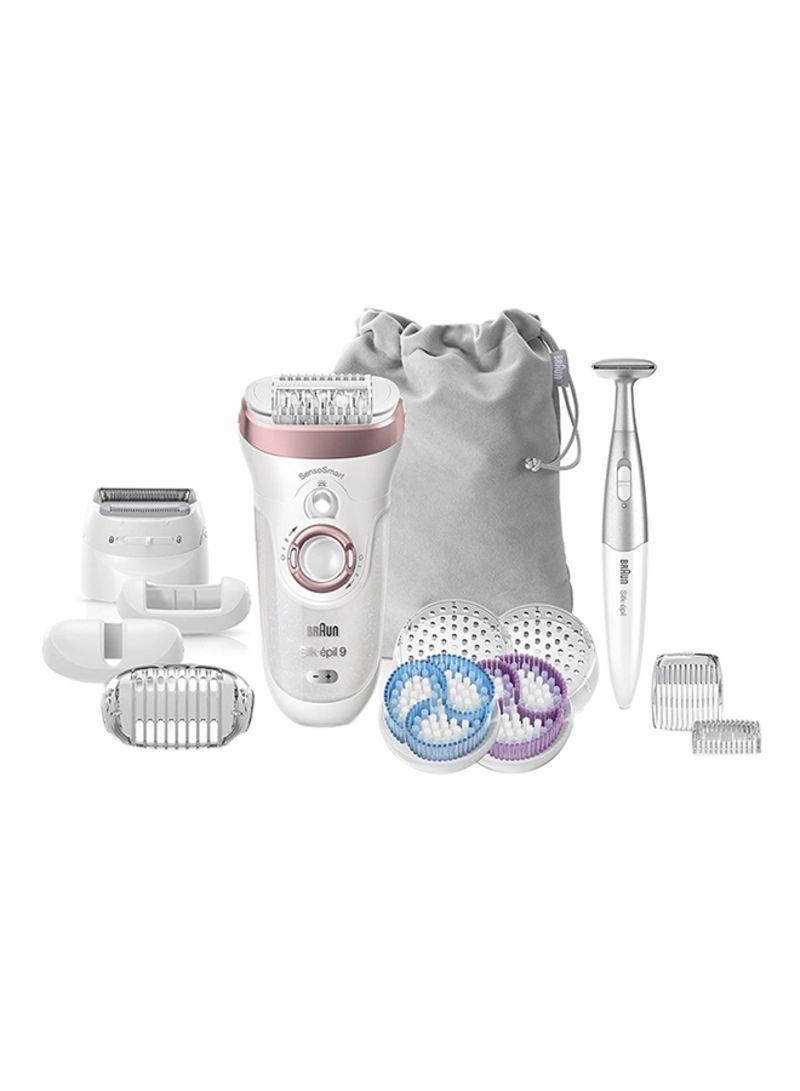 Эпилятор Braun 7-939e Silk-epil 7 SkinSpa Wet & Dry: обзор и отзывы