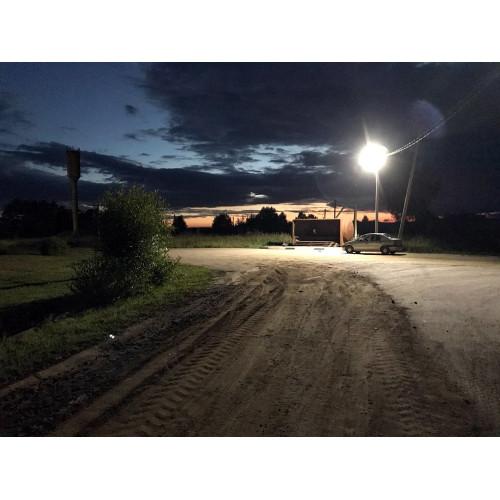 Светильник уличный консольный на столб LW 01-150W-10