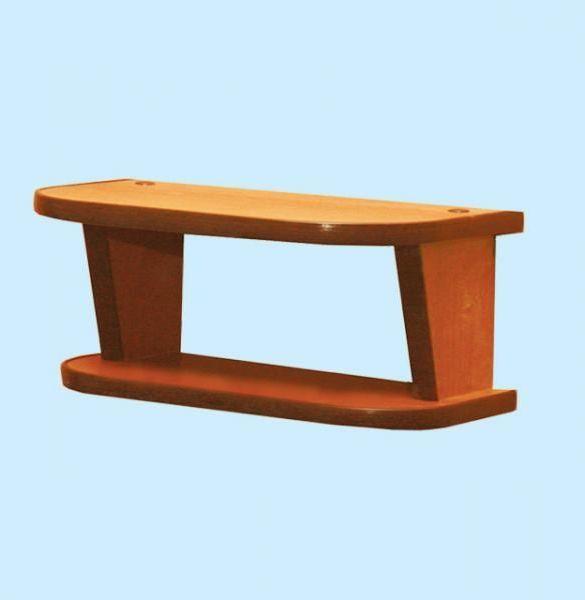 Декоративные деревянные полки на стену купить в Уфе от 290 рублей