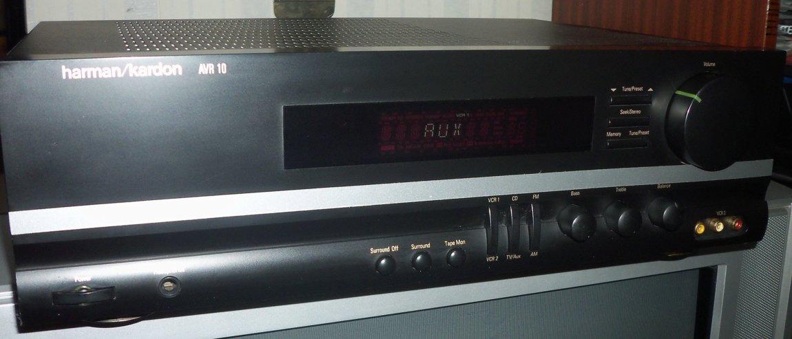 Купить Av ресивер Harman Kardon AVR 265 в Москве, цена: 19989 руб. - интернет-магазин ugra.ru