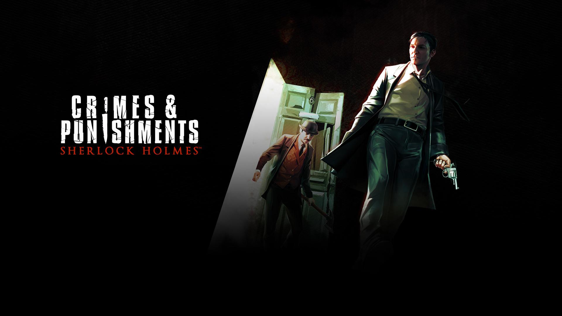 Sherlock Holmes: Crimes & Punishments Achievements List   ugra.ru