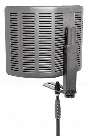 INVOTONE PMS200 акустический экран для студийных микрофонов :: Аксессуары для студийных микрофонов :: Студийные микрофоны :: Студия :: BeatSound — Музыкальный Магазин