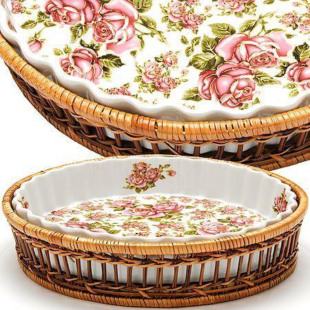 Форма для запекания MAYER & BOCH, 29,5 см, цветы купить в интернет-магазине Уютерра