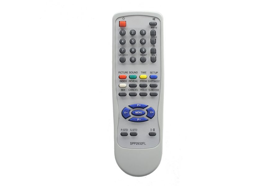 TF-LED32S37T2 - пульт для телевизора TELEFUNKEN - Интернет-магазин пультов - ugra.ru