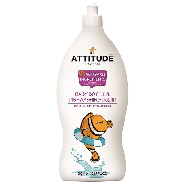 Natural Baby Care & Child Care Products I ATTITUDE – baby-&-kids