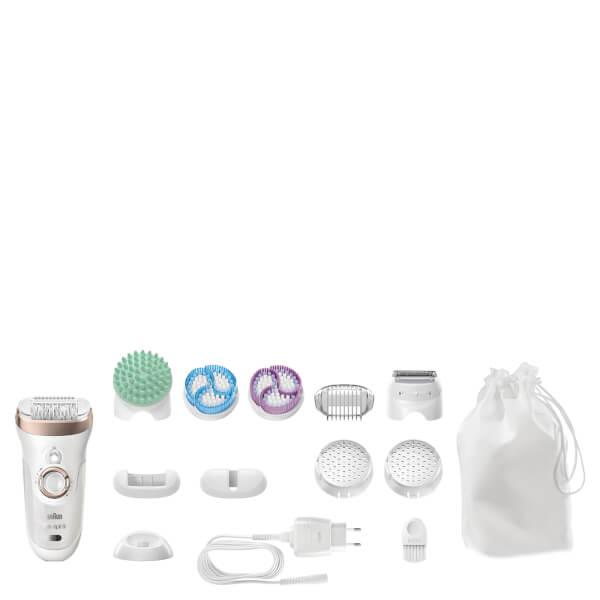 Отзывы на Braun 9-961e Silk-epil 9 SkinSpa Wet & Dry — Сайдекс