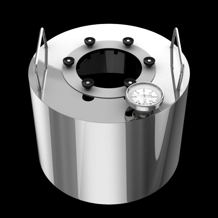 "Ректификационная колонна ""Cuprum & Steel"" SuperStar ⋆ Самогоноград"