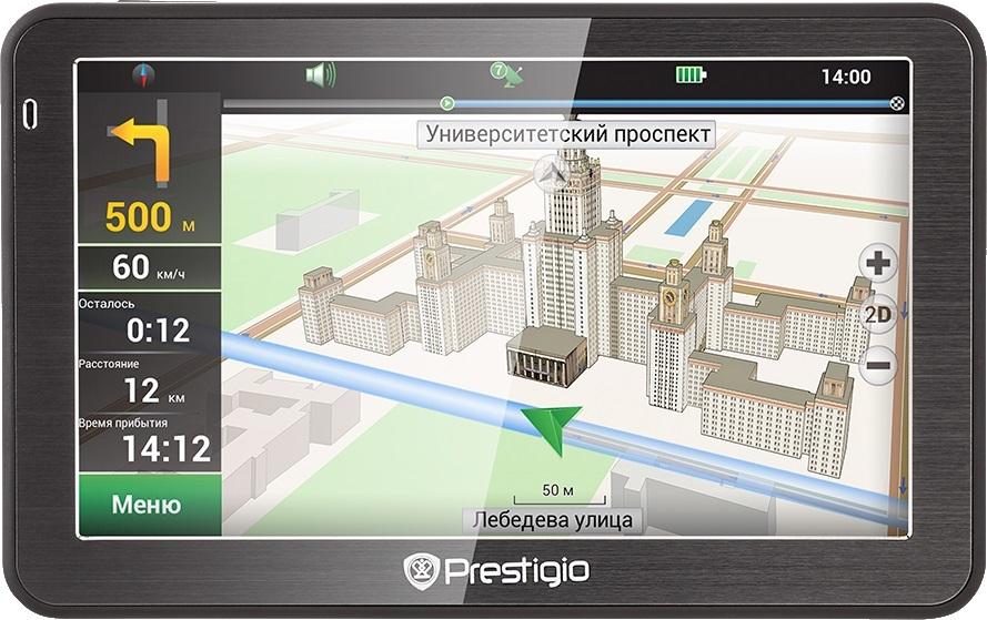 Навигатор Prestigio (Престижио) GeoVision 5068 в Санкт-Петербурге — купить в интернет-магазине дешево с доставкой, цена, характеристики, отзывы
