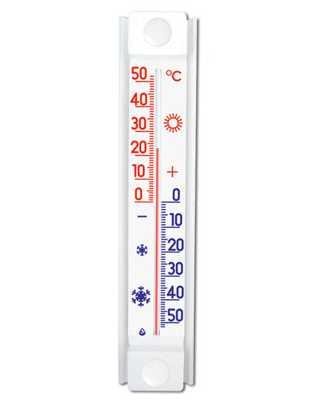 Купить Термометр уличный Стеклоприбор на липучке 300166 ТБ-3-М1 11 по низким ценам с доставкой в интернет-магазине Порядок