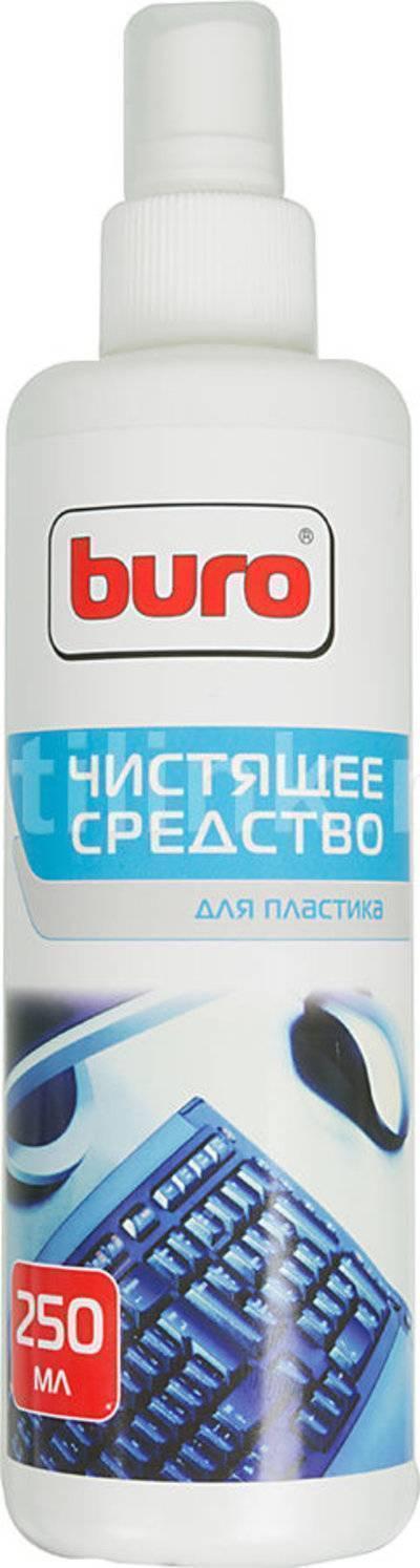 Купить Спрей BURO для чистки пластика, 250 мл (BU-Ssurface) в интернет магазине SNR. Характеристики и цена Спрей BURO для чистки пластика, 250 мл (BU-Ssurface)