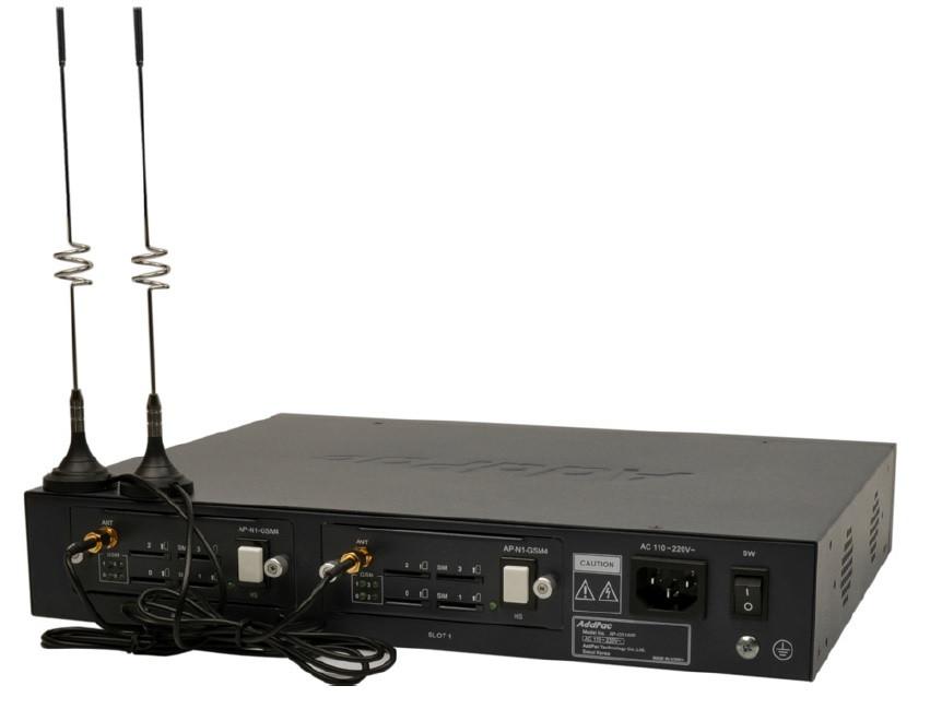 AP-GS1500, базовое шасси с портами 2x10/100Mbps Ethernet (SIP & H.323), 2 слота, расширение до 8 GSM каналов (p/n ADD-AP-GS1500), цена 97 580,58 руб., купить в Московской области — ugra.ru (ID#360601298)