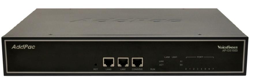 AddPac AP-GS1500 - VoIP (SIP) - GSM шлюз [ADD-AP-GS1500] - Доставка по России - Магазин Воипшоп