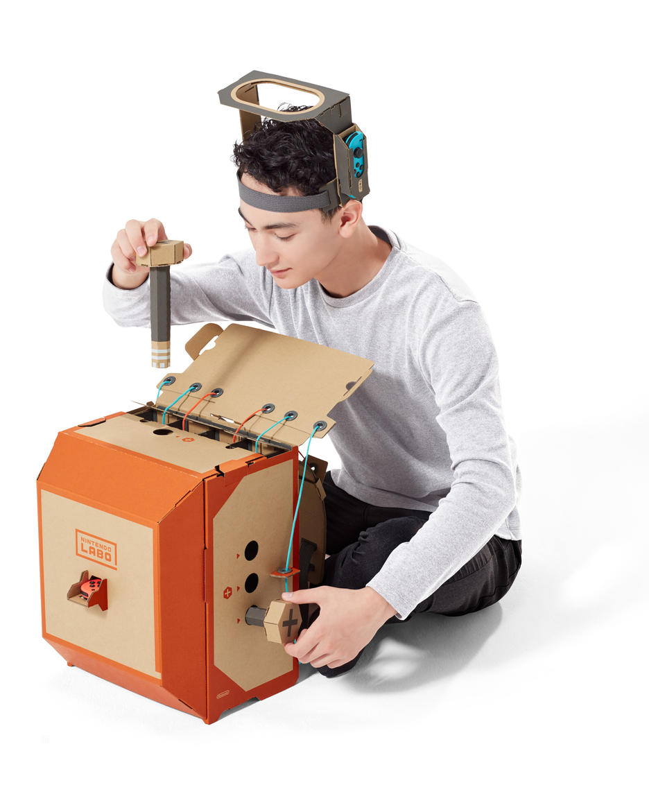 Buy now – Nintendo Labo Official Site – What's included, where to buy