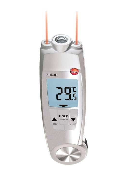 Термометр из магазина testoshop - YouTube