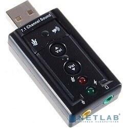 Звуковая карта USB C-media CM108 TRUA71 2.0 channel Asia 8C Blister — купить недорого с доставкой — отзывы, характеристики, фото | Интернет-магазин ugra.ru