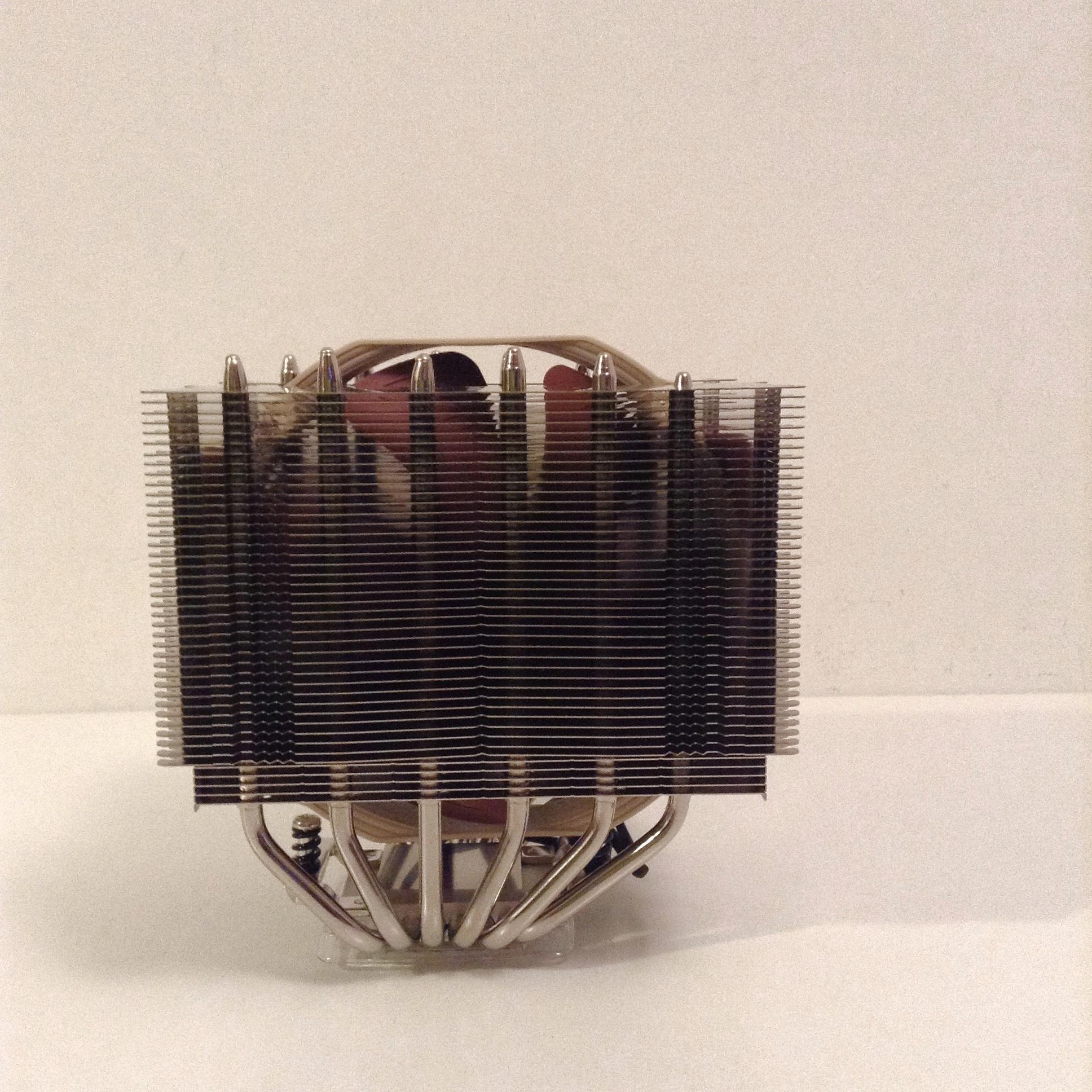 Обзор кулера для процессора Noctua NH-D15 - YouTube