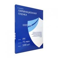 Пленка для ламинирования ГЕЛЕОС А3, (303х426), (80 мик), 100 шт. LPA3-80 — купить по лучшей цене в Новосибирске: характеристики, фото | ugra.ru