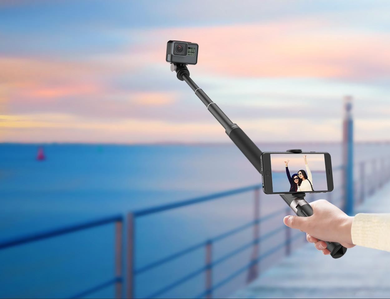 Штатив-рукоятка PGYTECH Hand Grip & Tripod for Action Camera P-GM-104 | Купить в Москве