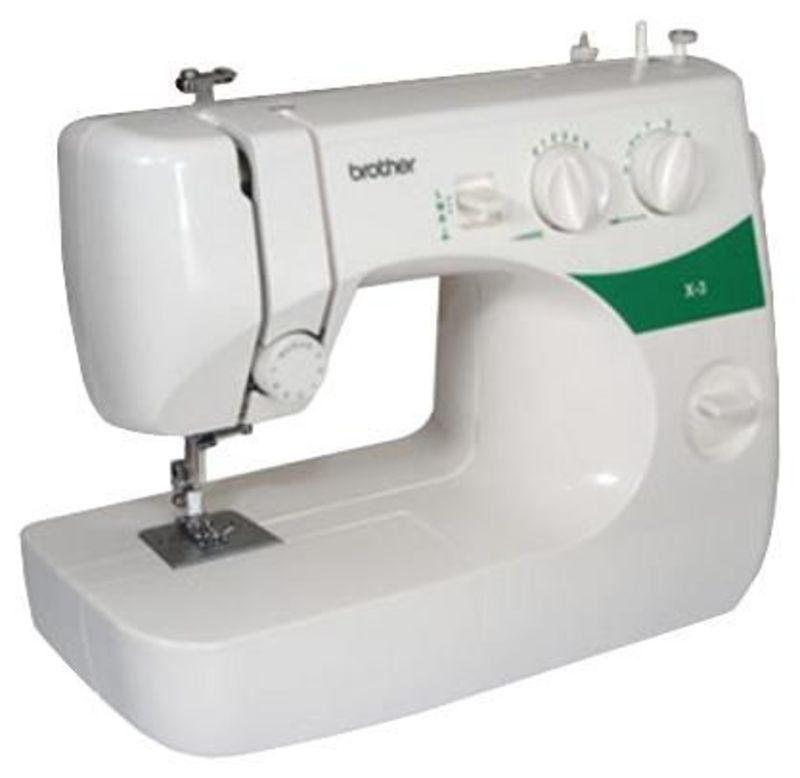 Швейная машина Brother SL-7 - Модельерша