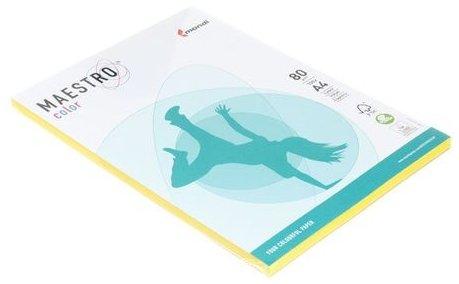Бумага цветная для офисной техники ProMega Intensive желтая А4 80 г/кв.м 100 листов - широкий выбор товаров и магазинов. Сравните цены!