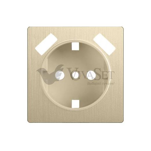 Купить розетки и выключатели Werkel Серебряный Рифленый в интернет-магазине ugra.ru