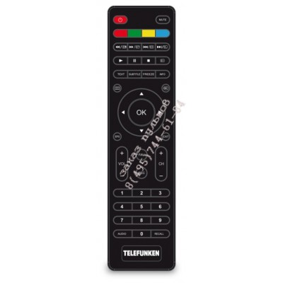 пульт MYSTERY MTV-3224LT2/Thomson (TV REC) orig box=Telefunken TF-LED32S37T2 купить в Красноярске. ПУЛЬТЫ (ПДУ) в интернет магазине радиодеталей
