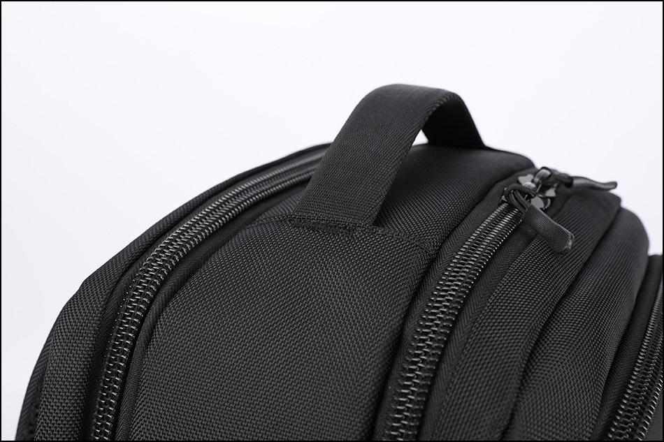 Рюкзак c клапаном (черный), арт. KW102-000209 - купить в интернет магазине в Москве