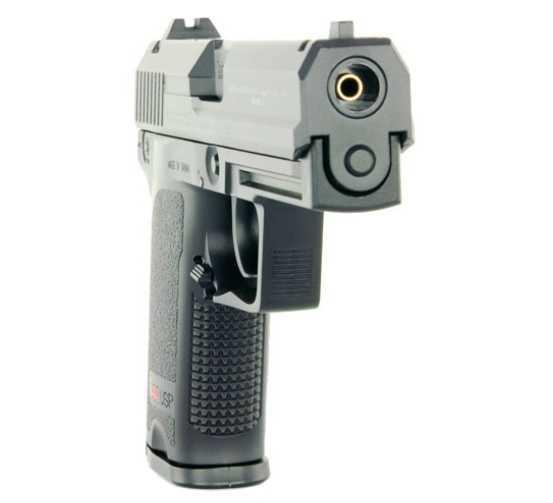 Пневматический пистолет Umarex Colt Defender - YouTube