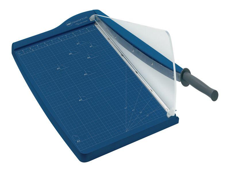 Резак для бумаги сабельный Rexel ClassicCut CL100 А4 купить в Москве, цена: 2 445.14 руб (артикул: 10954) в интернет-магазине