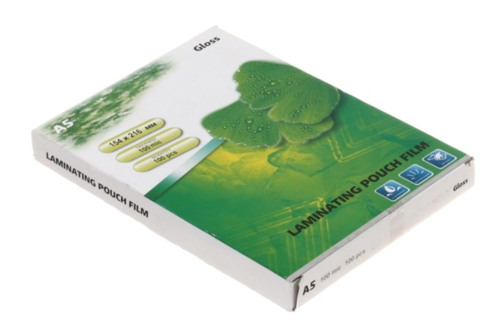 ✔ Купить Пленка для ламинирования пакетная, 154x216, формат A5, 175 мкм, глянцевая с гарантией и доставкой по Москве. ✔ Узнать характеристики в каталоге интернет магазина «Элайтс».
