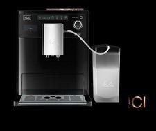 Купить Melitta CAFFEO Solo Perfect Milk Е957-101 черная кофемашина эспрессо полностью автоматическая для д   ugra.ru