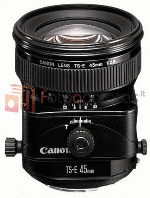 CANON 45mm f/2.8 TS-E Review - YouTube