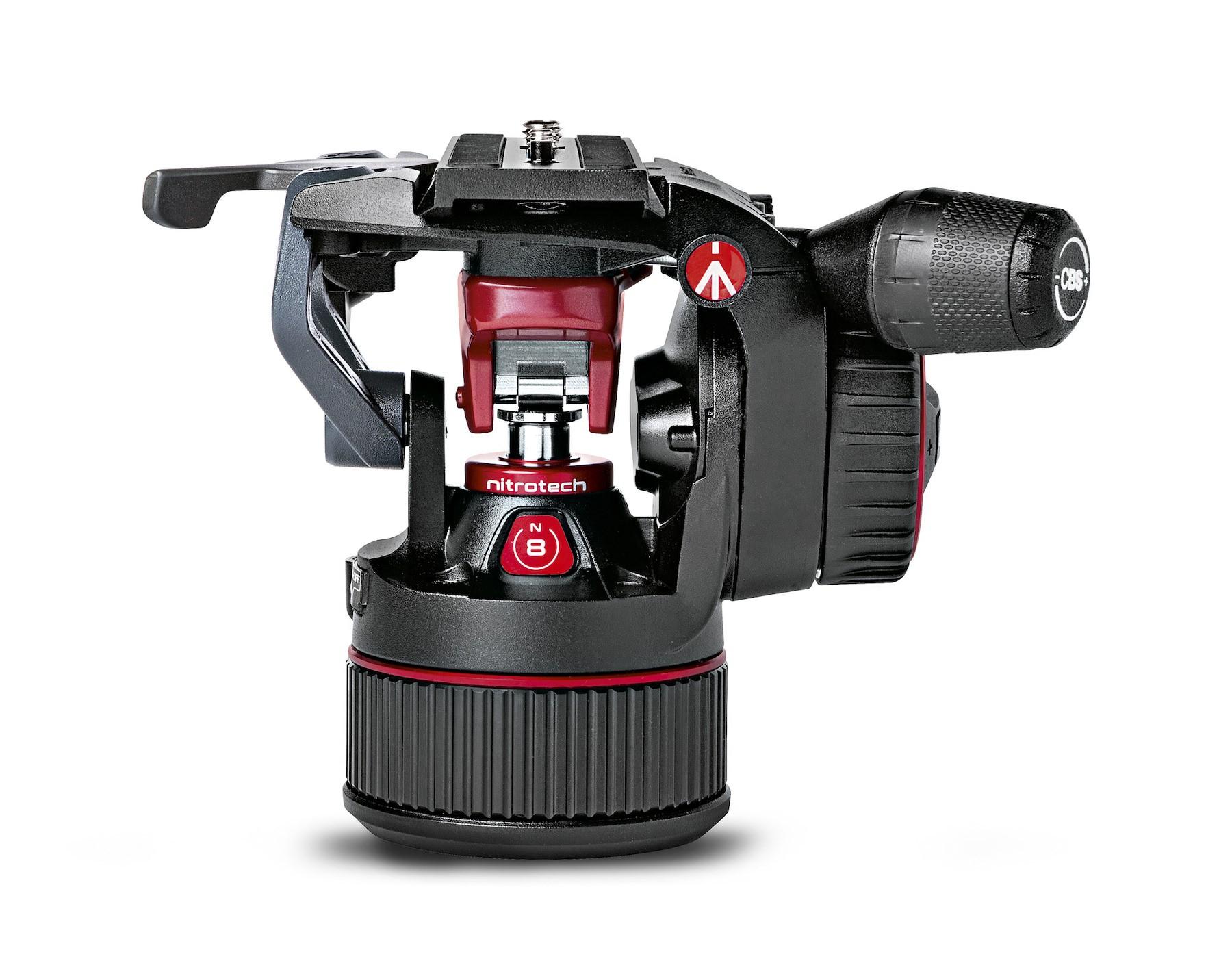 Manfrotto 509HD Pro Video Head 100. Штативные головки Manfrotto | Cтудийное оборудование и фототехника