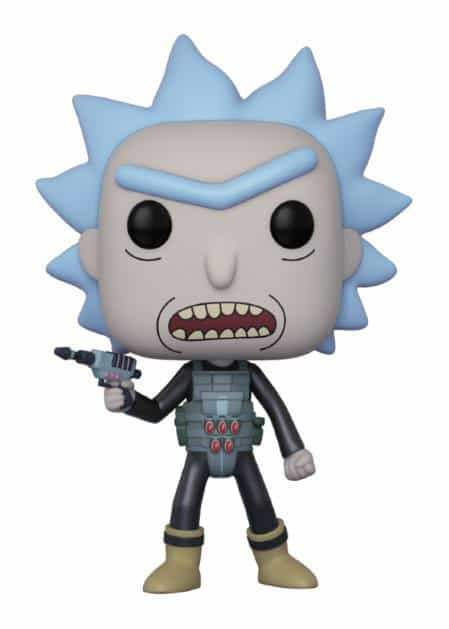 Funko Pop Rick and Morty Checklist, Info, Visual Guide, Exclusives List